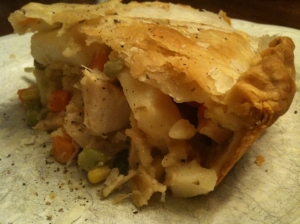 Christine's Mile High Chicken Pot Pie